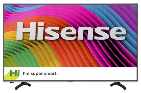 Hisense 43H7C2 43-Inch 4K Ultra HD Smart LED TV Review