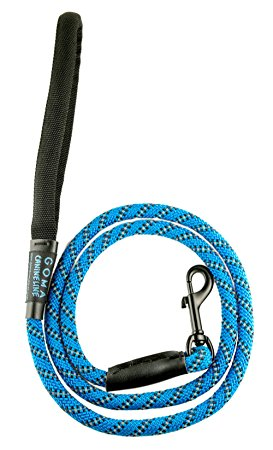 GOMA Strong Chew Resistant Reflective Dog training Leash Review