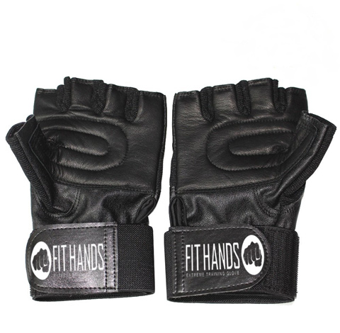 Fit Hands Weight Lifting Gloves with Grip & Wrist Wrap Review