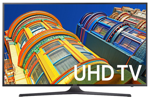 Samsung UN50KU6300 50-Inch 4K Ultra HD Smart LED TV Review