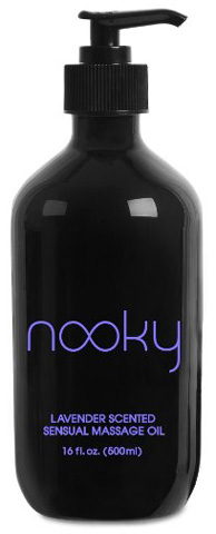 Nooky Lavender Massage Oil. With Essential & Jojoba Oils Review
