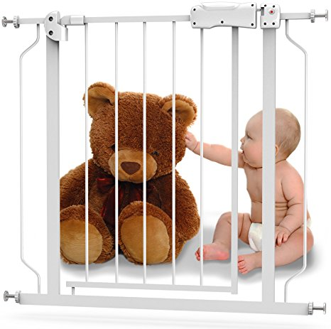 Baby & Mom Baby Safety Metal Gate Review