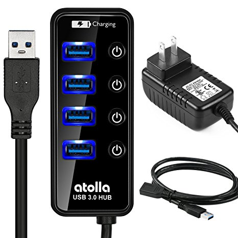 atolla Port Powered USB 3.0 Hub Review