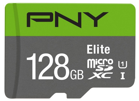 PNY Elite 128GB Microsdxc Card Review