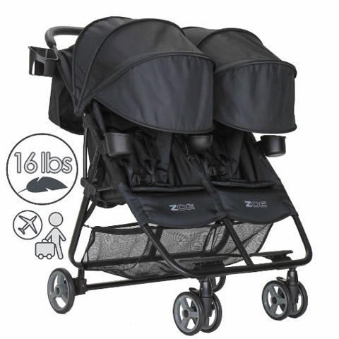 Twin Travel and Everyday Umbrella Stroller Review