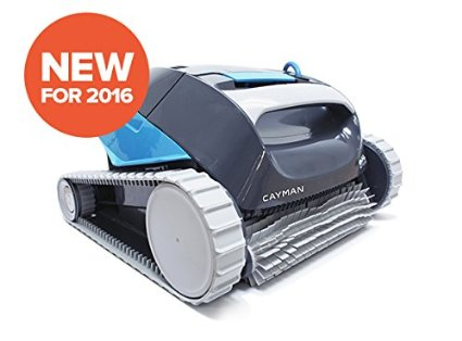 Dolphin Cayman Robotic Inground Pool Cleaner Review
