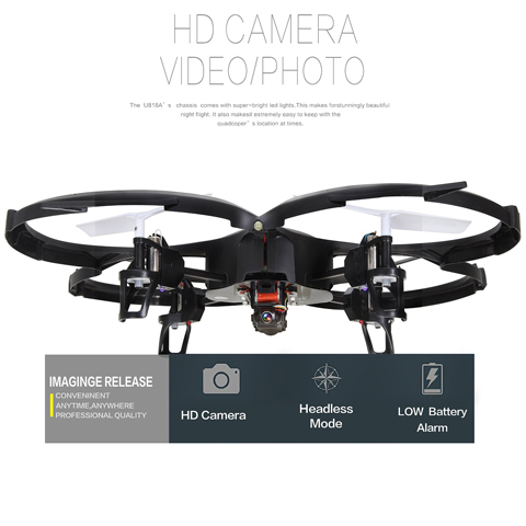 Drone with HD Camera Review
