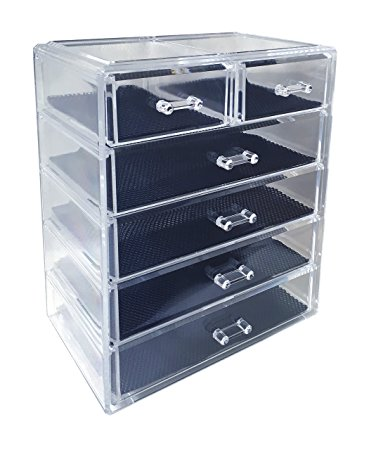 Sodynee Cosmetics Makeup and Jewelry Storage Organizer Case Review