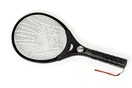 Electric Flies Swatter and Mosquito Zapper Review