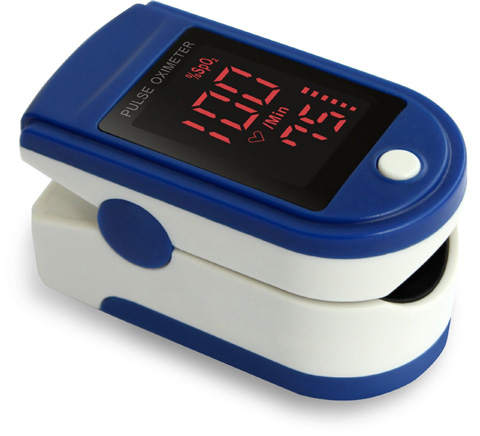 2. Zacurate Pro Series Pulse Oximeter Review