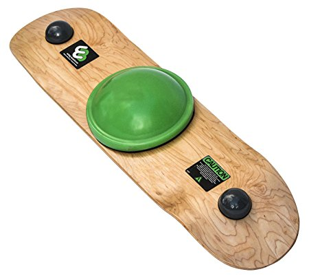 Whirly Board Spinning Balance Board Review