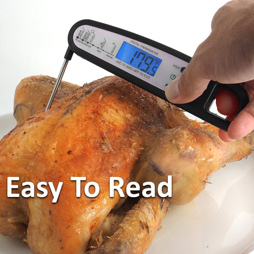Vida viva home instant digital meat thermometer Review