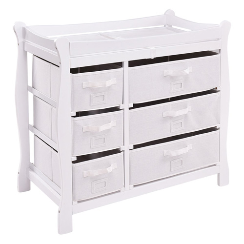Costzon Baby Changing Table Review
