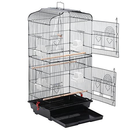 Yaheetech 36 metal bird cage Review