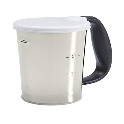 OXO Good Grips 3 Cup Stainless Steel Flour Sifter Review