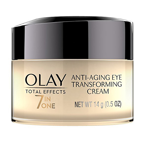 Olay Total Effects 7-in-one Anti-Aging Transforming Eye Cream Review