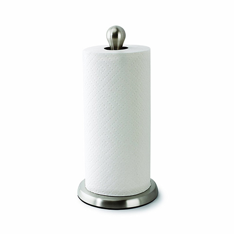 Umbra Nickel Modern Stand Up Paper Holder Review