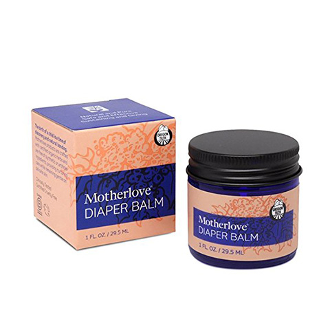 Motherlove Diaper Balm for Persistent Diaper Rash Review