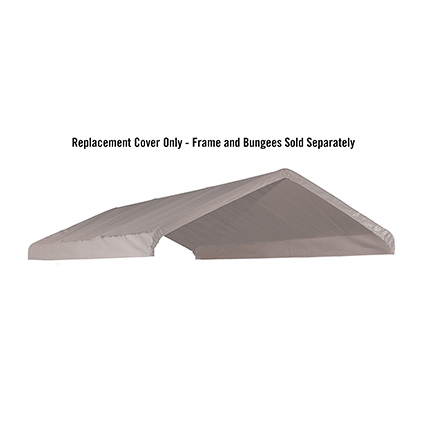 ShelterLogic 10 x 20-Feet Canopy Replacement Cover Review