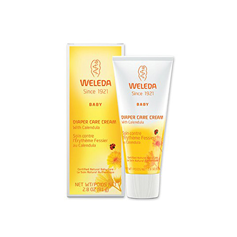 Weleda Diaper Care Cream with Calendula Review