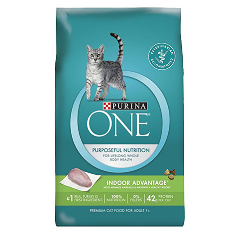 Purina One Adult Premium Cat Food Review