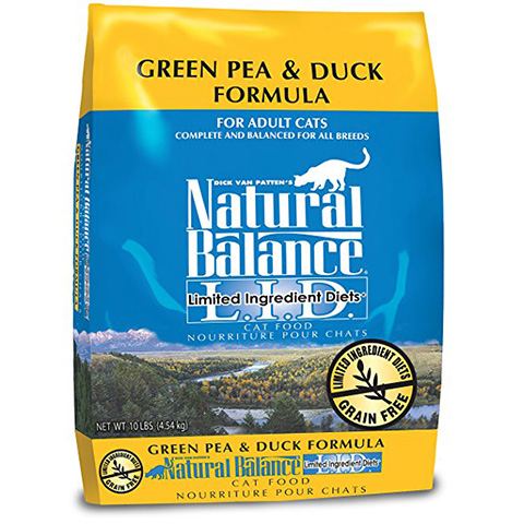Natural Balance Dry Cat Food Review (Limited Ingredient)