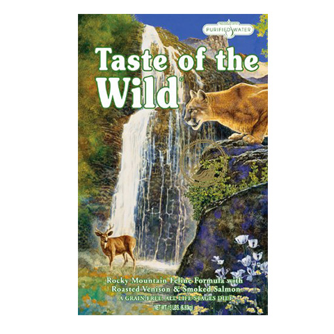 Taste of the Wild Cat Food Review