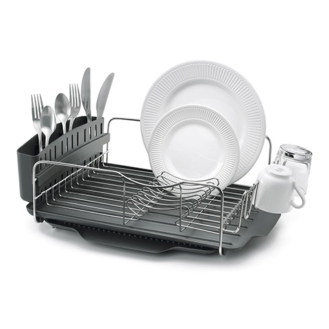 Polder Dish Rack and Tray 4 PC Combo Review