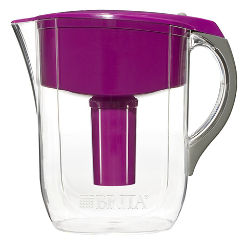 Brita Large 10 Cup Grand Water Pitcher with Filter Review