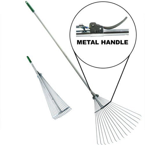 EZ Travel Collection Telescopic Garden Rake Review