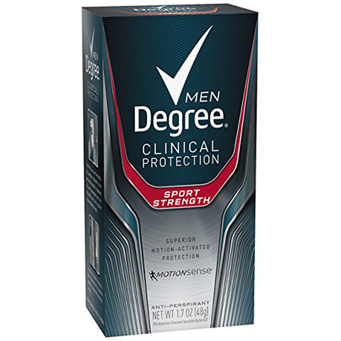 Degree Sport Strength Men Antiperspirant Deodorant Review (Pack of 2)