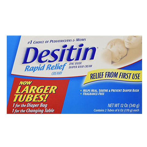 Desitin Creamy Diaper Rash Cream Review