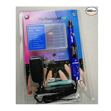 Vogue Professional Electric Nail File Drill Review