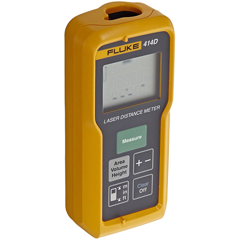 3. Fluke 414D Laser Distance Meter Review