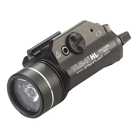 Streamlight 69260 TLR-1 HL Weapon Mount Tactical Flashlight Light Review