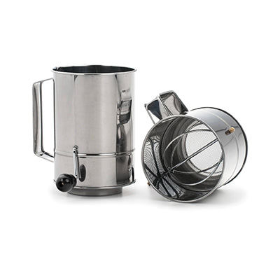 RSVP flour sifter Review
