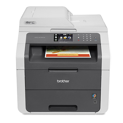 Brother Wireless All-In-One Printer Review (MFC9130CW)