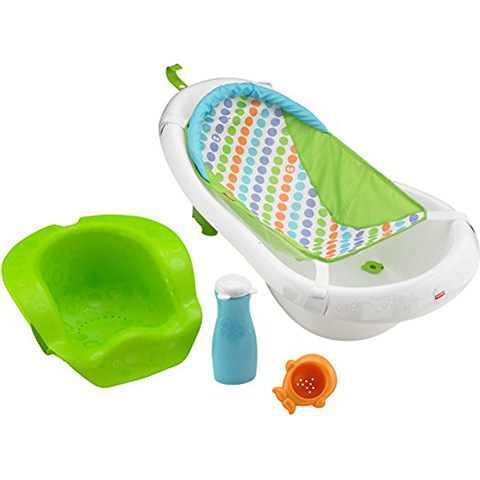 Fisher-Price 4-in-1 Sling N Seat Tub Review