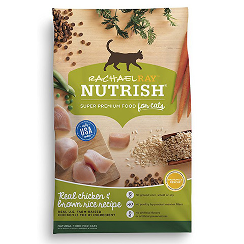 Rachel Ray Nutrish Dry Cat Food Review