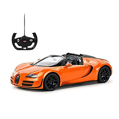 Midea Tech Orange Licensed RC Model Car Review
