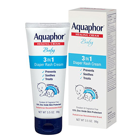 Aquaphor Baby Diaper Rash Cream Review