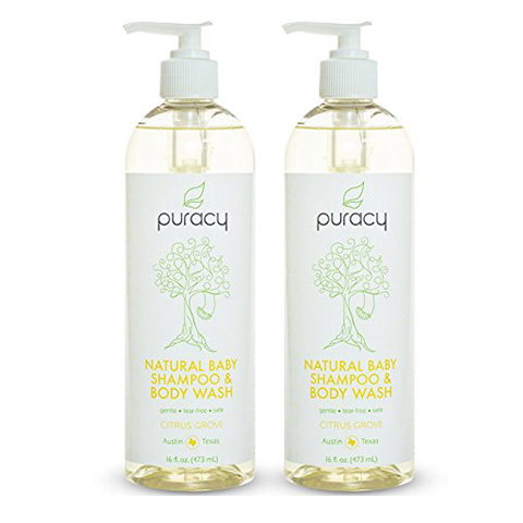 Puracy Natural baby shampoo Review