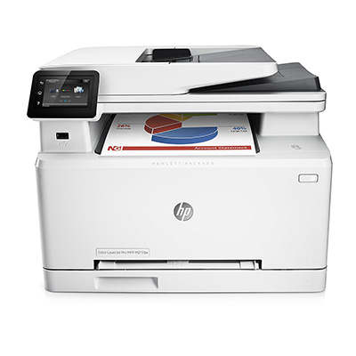 HP M277dw All-in-One Wireless Color Printer Review