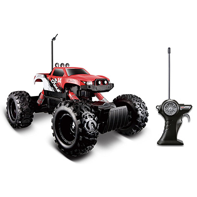 Maisto Rock Crawler Radio Control Vehicle Review