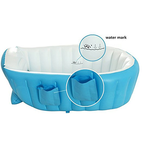 KF445 Large Capacity Baby Inflatable Bath Tub Review