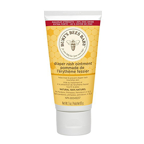 Burt's Bees Baby Bee 100% Natural Diaper Rash Ointment Review
