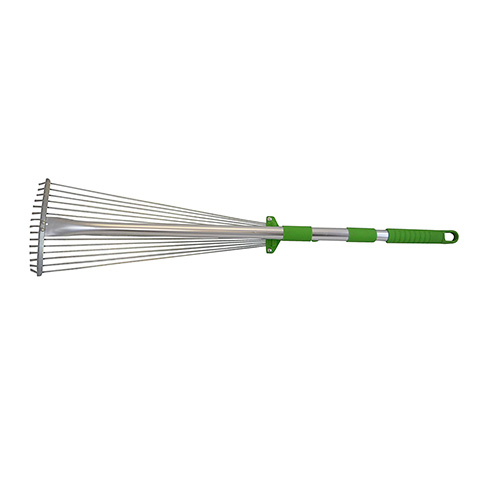 Tierra Garden 35-1812 Stainless Steel Adjustable Telescopic Rake Review