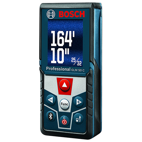 9. Bosch GLM 50 C Bluetooth Enabled Laser Distance Measurer Review