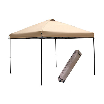 Abba Patio Tan 10x10-Feet Pop Up Instant Canopy Review