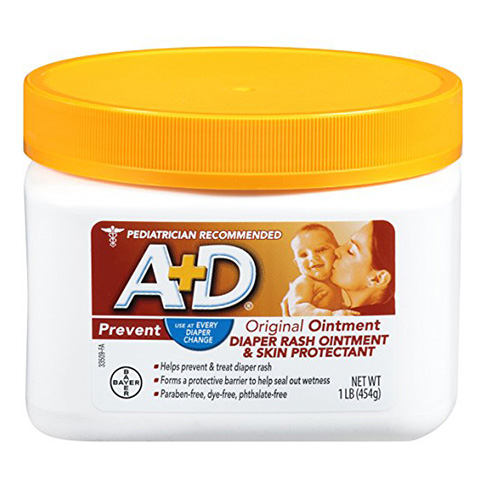 A+D Original Ointment Jar Review